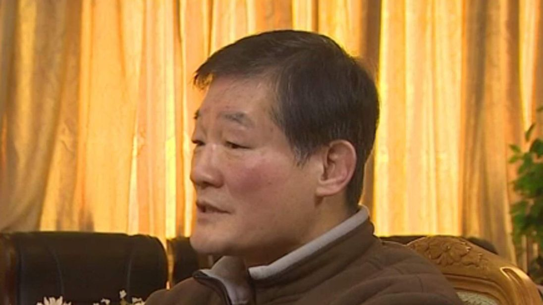 Alleged US citizen Kim Dong Chul is reportedly being held by the North Korean government