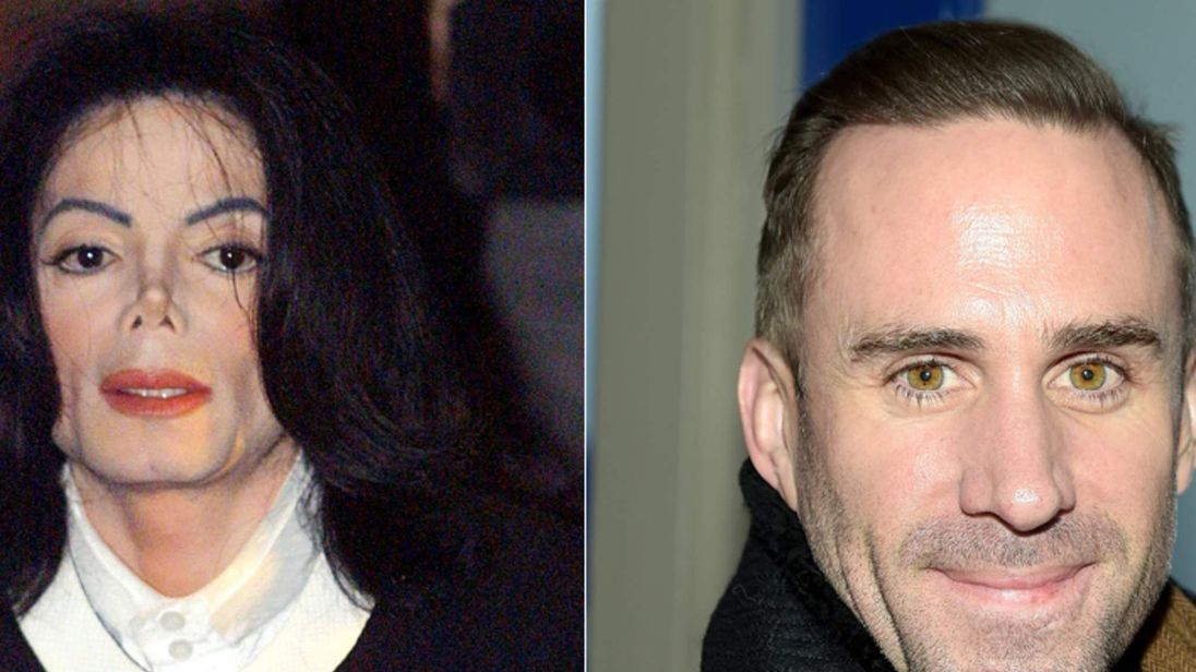 Jackson and Fiennes
