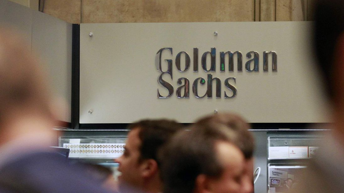 Goldman Sachs 'to offer higher-interest online accounts in UK'