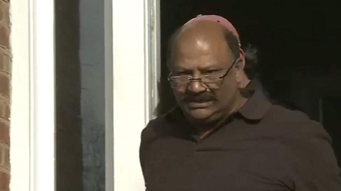 Psychiatrist Narendra Nagareddy