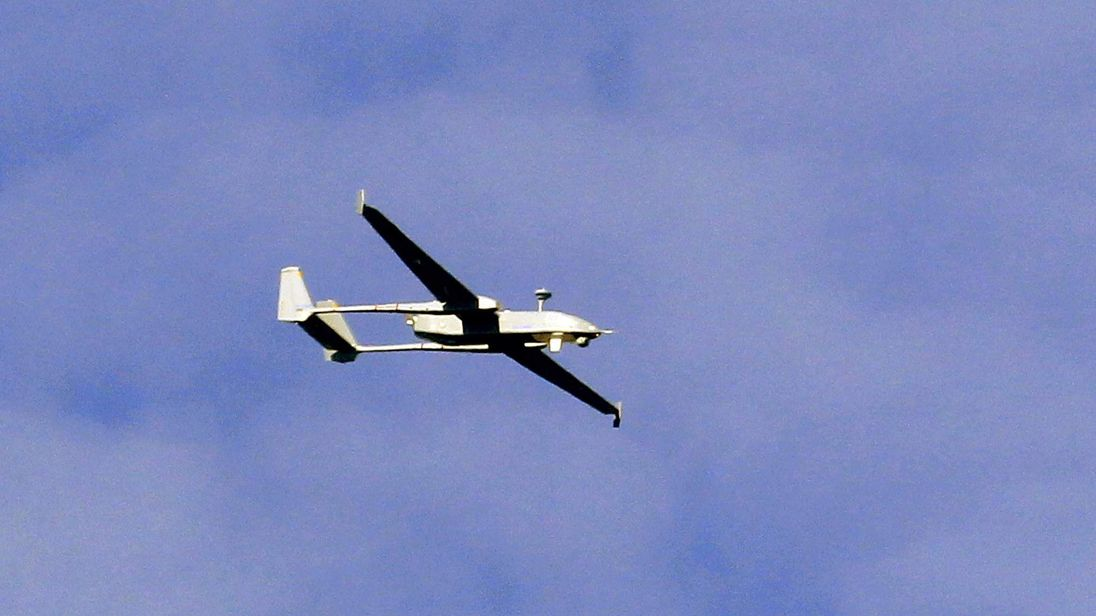Israeli drone.