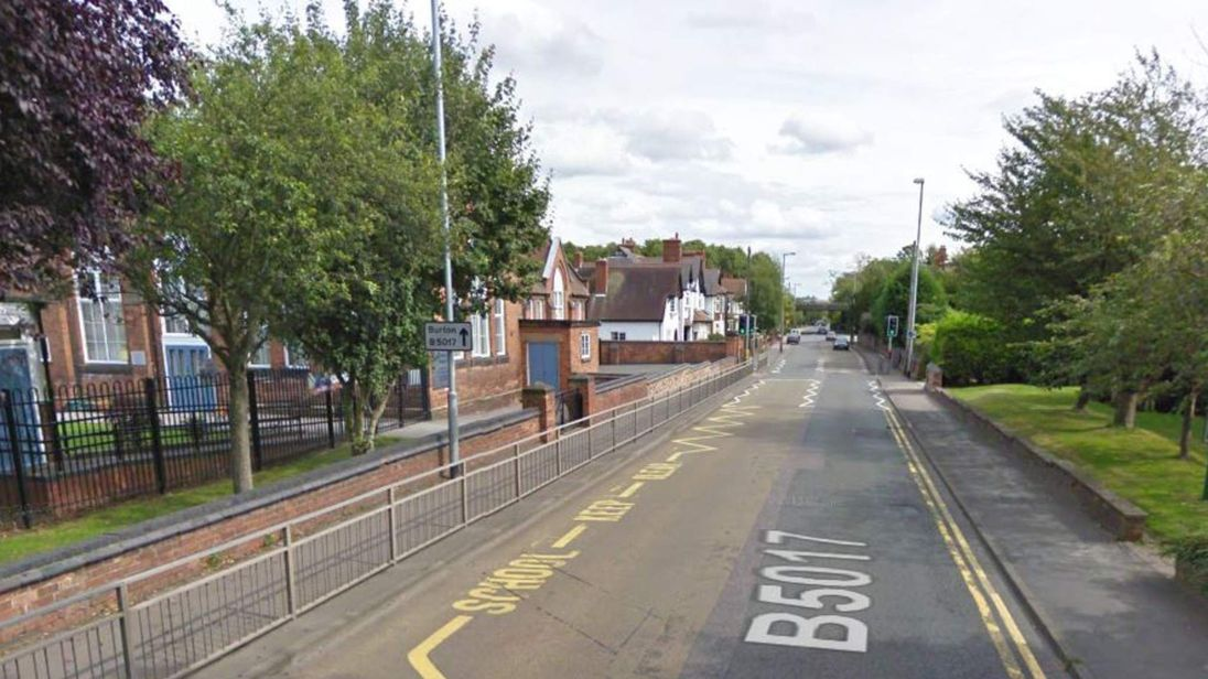 Shobnall Road, Burton-upon-Trent