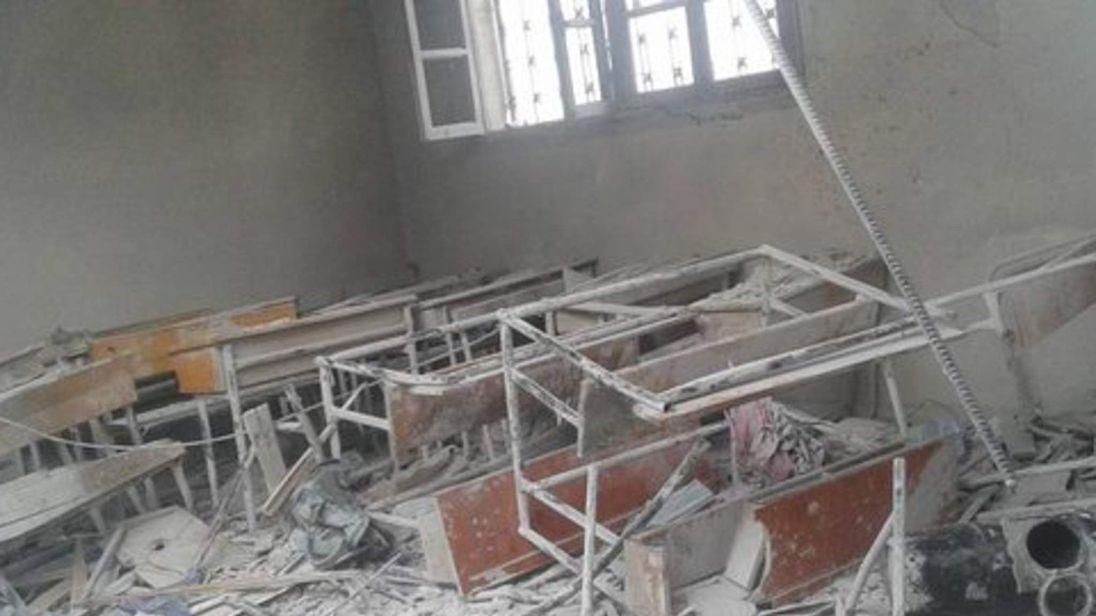 Syrian airstrike