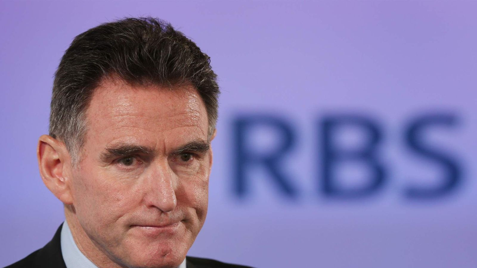 Royal Bank of Scotland reports its biggest annual loss for 2013