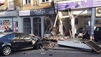 Crouch End crash