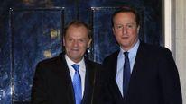 Tusk and Cameron