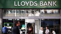 A branch of Lloyds Bank