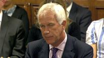 Environment Agency Chairman Sir Philip Dilley is griiled by MPs