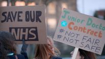 Junior Doctors On Strike