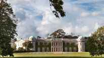 Goodwood House near Chichester, West Sussex