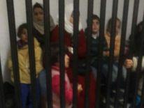 Migrant Bassel Shekhany's family