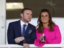 Coleen Rooney pregnant
