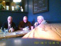 Gang in pub