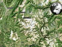 Alps Avalanche