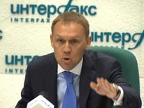 Litvinenko Murder suspect Andrei Lugovoi