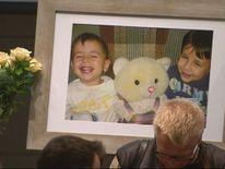 Memorial service for Aylan Kurdi, brother Galip and mother Rehanna