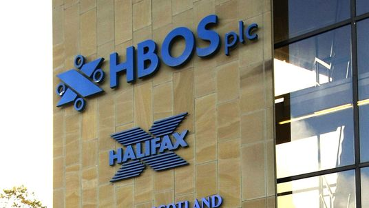 The HBOS headquarters in Halifax