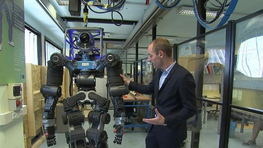 Robots at the Italian Institute of Technology