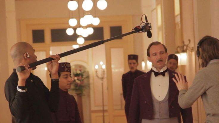 The Grand Budapest Hotel