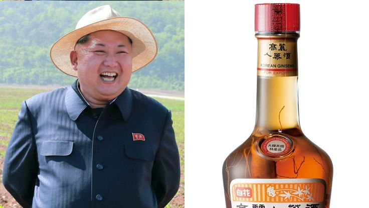 Kim Jong-Un alcohol