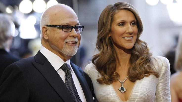 Singer Celine Dion and her husband Rene Angelil arrive at the 83rd Academy Awards at the 83rd Academy Awards in Hollywood in 2011.