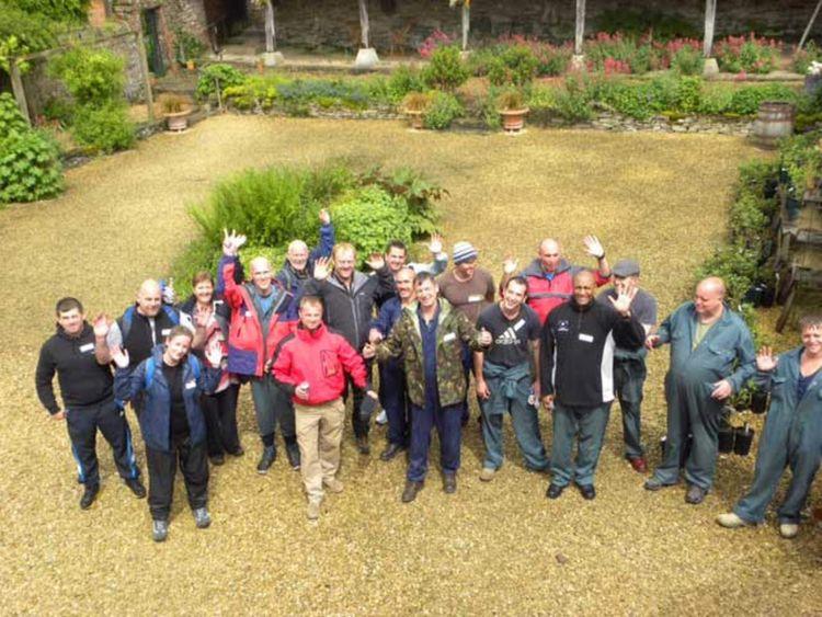 Veterans get flats helped build in Bristol