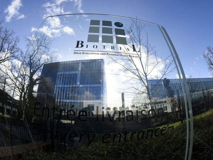 Biotrial laboratory