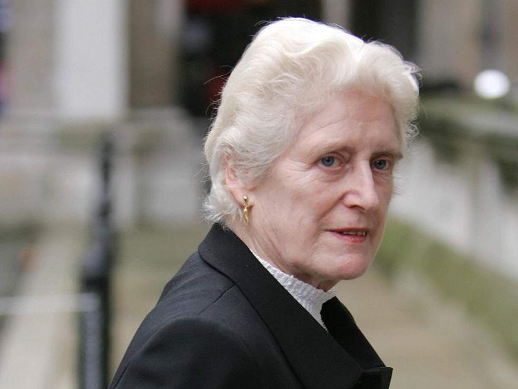 Elizabeth Butler-Sloss