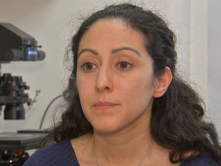 Dr Kathy Niakan
