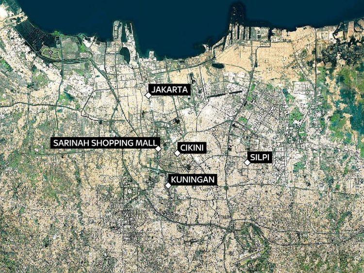 Bombing Militants Indonesia