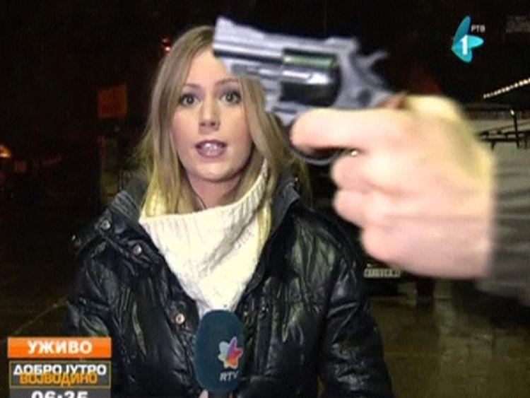 TV report