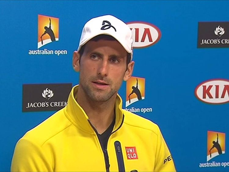 Novak Djokovic On Match Fixing In World Tennis