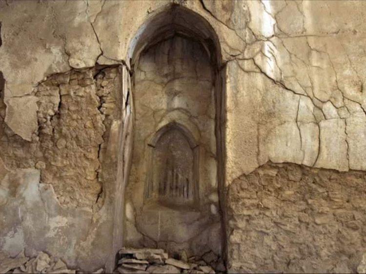 St Elijah's Monastery, near Mosul, Iraq