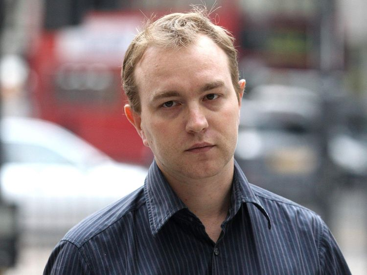 Tom Hayes court case