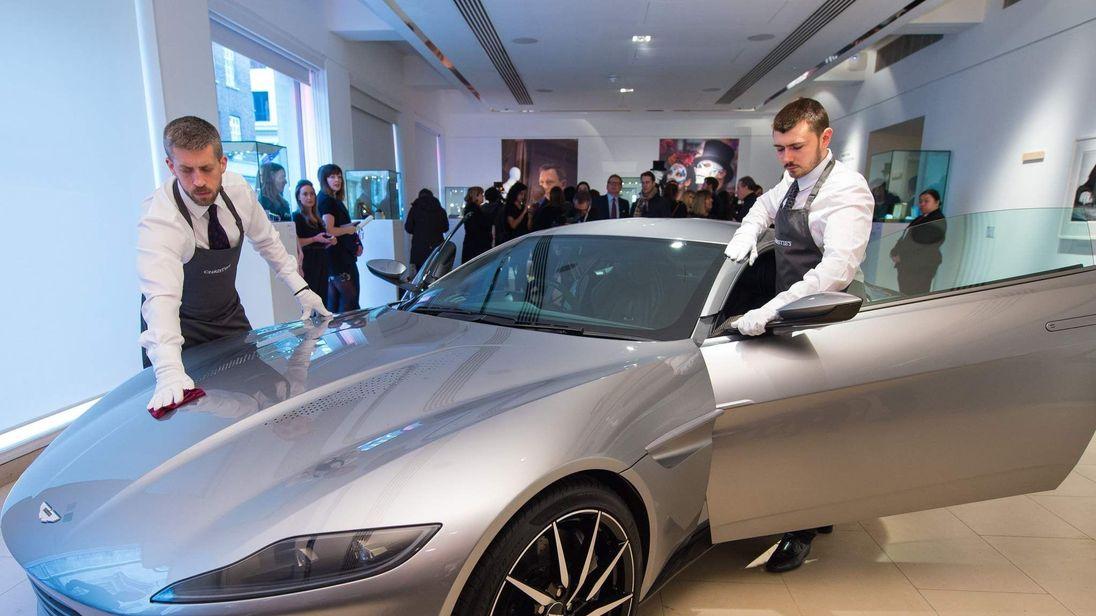James Bond auction