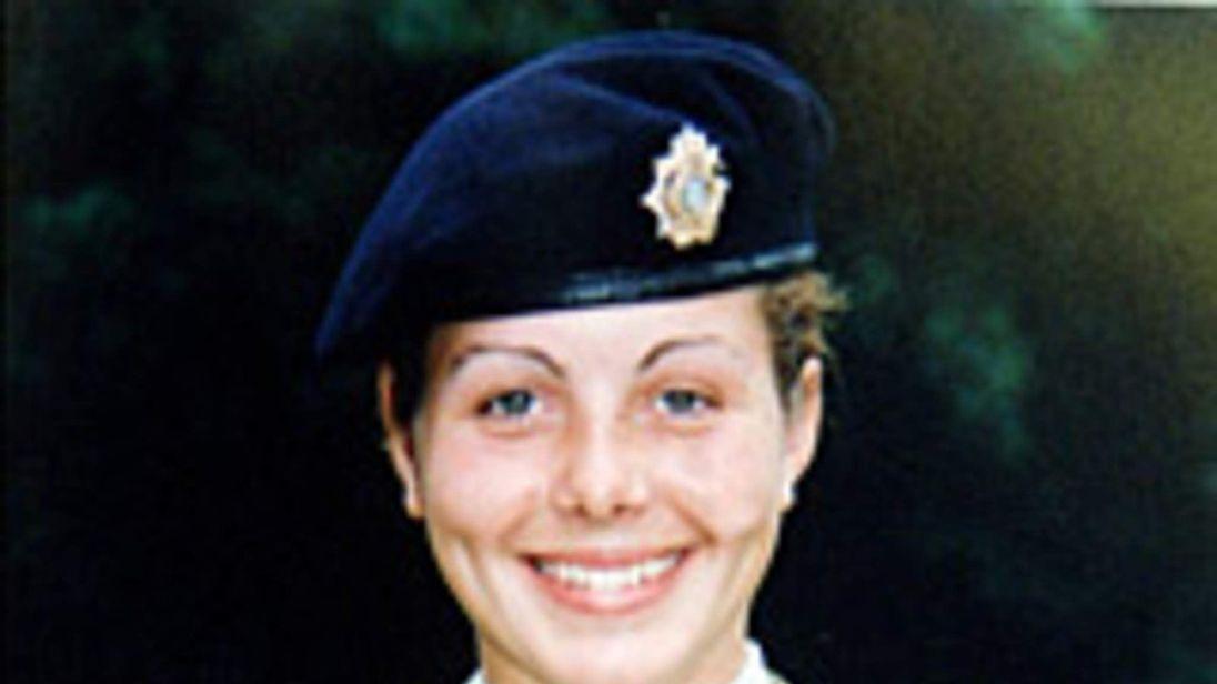pg Cheryl James deepcut soldiers