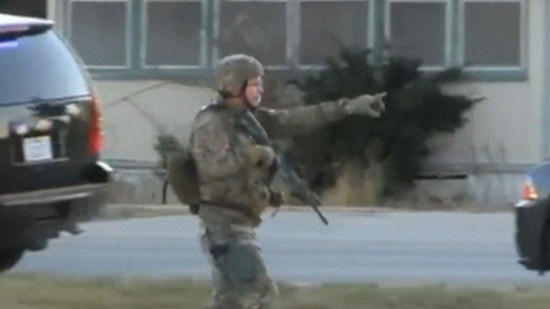 Kansas shooting spree aftermath