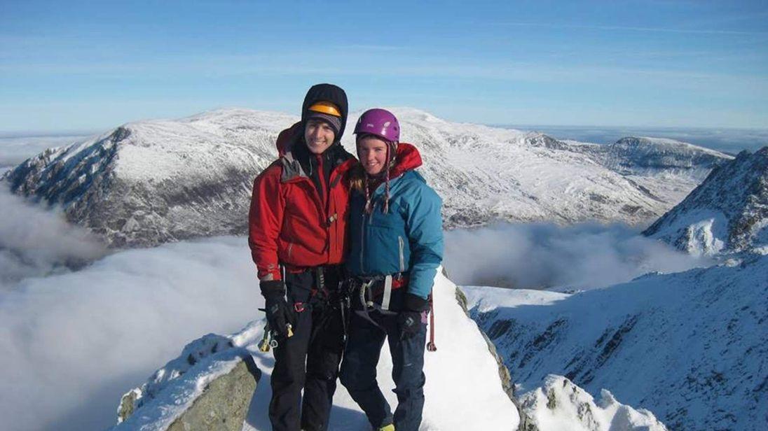 Tim Newton & Rachel Slater