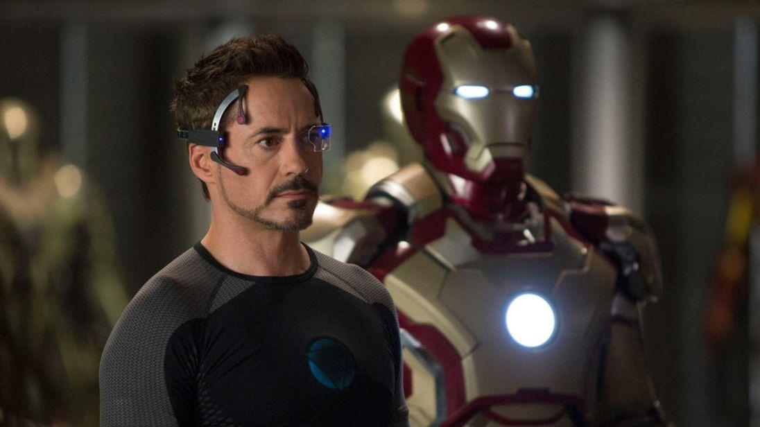 Ironman 3 star Robert Downey Jr