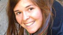 Kayla Mueller 26-year-old American humanitarian worker from Arizona
