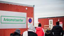 Refugee centre