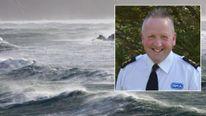 RSPCA inspector Mike Reid