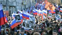 Boris Nemtsov march