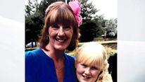 Geraldine and Shannon Newman