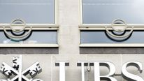 Logo of Swiss bank UBS