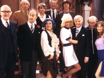 john inman dies are you being served PICS