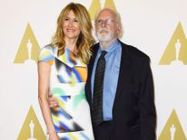 Laura Dern (L) and Bruce Dern