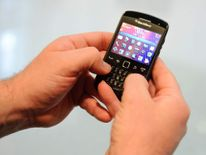BlackBerry Curve 9360 smartphone as BlackBerry users are facing a new wave of disruptions to their smartphone service.
