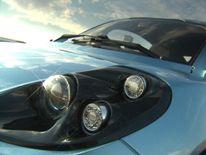 Prototype hydrogen car named Rasa designed by Riversimple 2
