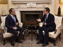 David Cameron Meets President of The European Council Donald Tusk